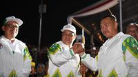 Menpora Imam Nahrawi tetap berharap Djarum Foundation tetap menggelar audisi dan perekrutan calon bibit pemain bulutangkis menyusul isu yang menyatakan sponsor cabang olahraga bulutangkis itu akan mengakhiri audisi atlet bulutangkis di tahun 2020 mendatang.