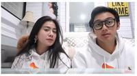Immanuel Caesar Hito dan Felicya Angelista (Sumber: YouTube/Felicya Angellista)