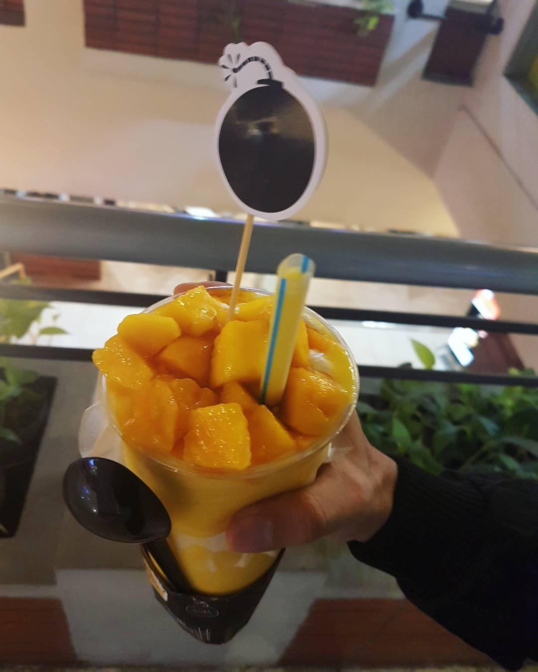 Mango Bomb, Jakarta. (Sumber Foto: erfyro/Instagram)
