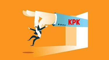 Banner Infografis Tak Lolos TWK, Eks Pegawai KPK Alih Profesi. (Liputan6.com/Trieyasni)