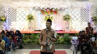 Kepala Dinas Sosial (Dinsos) Kota Surabaya, R. Moh Suharto Wardoyo. (Foto: Liputan6.com/Dian Kurniawan)