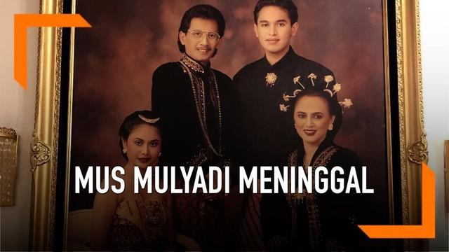 Maestro keroncong tanah air, Mus Mulyadi meninggal dunia di usia 73 tahun. Kabar duka diungkapkan oleh sang anak melalui Instagram.