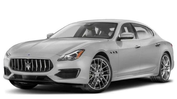 2017 Maserati Quattroporte GTS GranSport RWD. (Maserati)