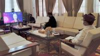 """Bupati Banyuwangi Abdullah Azwar Anas dalam seminar yang mengambil tema """"Sinergi Reaktivasi Pariwisata di Era New Normal"""" ini digelar oleh Bank Indonesia-DIY, berkolaborasi dengan pemerintah DIY."""
