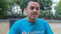 Chief Executive Officer (CEO) Kitabisa.com, Alfatih Timur (Foto: Ist)