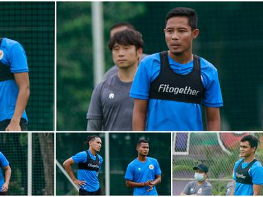 Pelatih Timnas Indonesia, Shin Tae-yong, memanggil 36 pemain untuk mengikuti pemusatan latihan di Jakarta. Berikut wajah-wajah lama yang kembali menghiasi Timnas Indonesia untuk proyeksi SEA Games 2021.