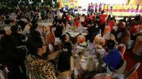 Surabaya Cross Culture International 2019 (Foto: Liputan6.com/Dian Kurniawan)