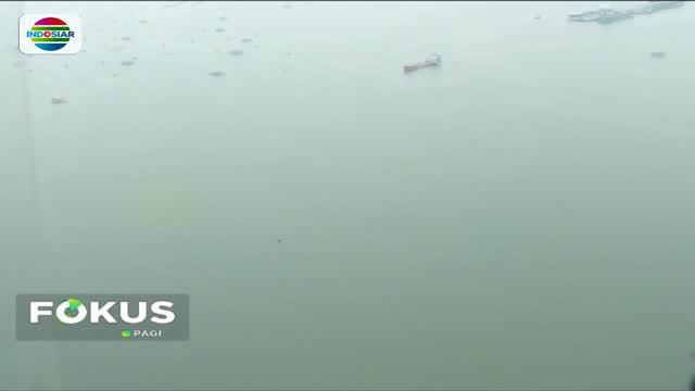 Pantauan udara dilakukan ini untuk melihat kemungkinan munculnya puing maupun jasad korban jatuhnya pesawat Lion Air JT 610.