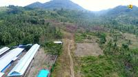 TPA Regional Mamitarang di Kecamatan Wori, Kabupaten Minahasa Utara, Sulawesi Utara seluas 30 hektare.