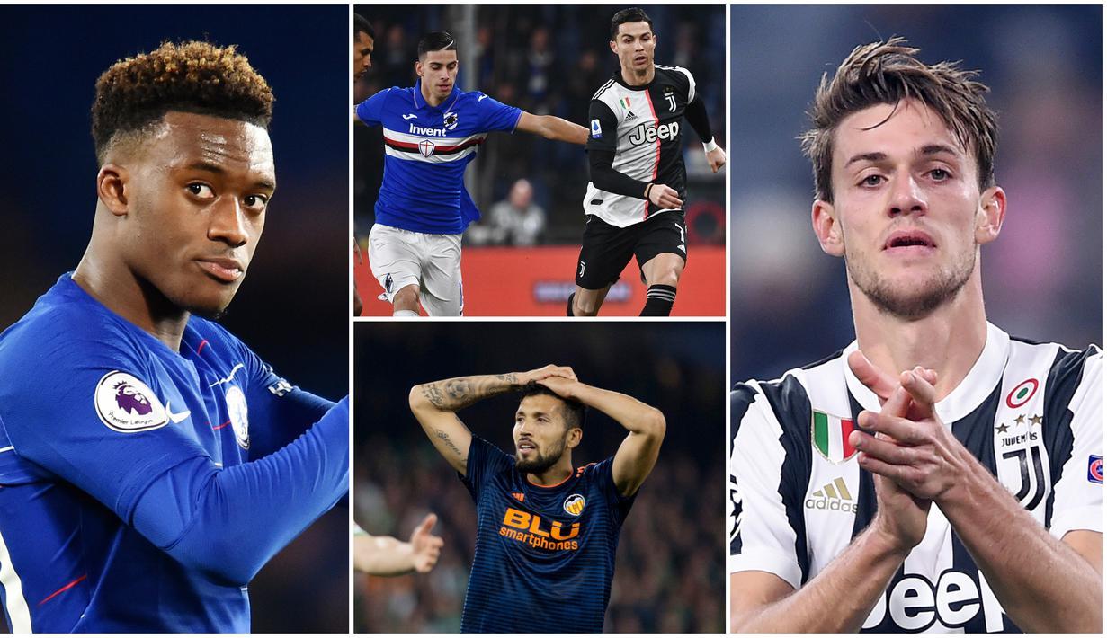 Berikut ini tujuh pesepak bola dunia yang dinyatakan positif terinfeksi Covid-19 atau virus Corona. Para pemain tersebut berasal dari liga top top dunia seperti Serie A, La Liga hingga Premier League.