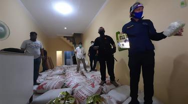 BNN sita 200 kg sabu dari gudang beras di Tangerang