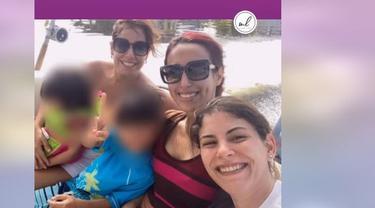 Seorang ibu di Venezuela rela berkorban nyawa demi dua anaknya