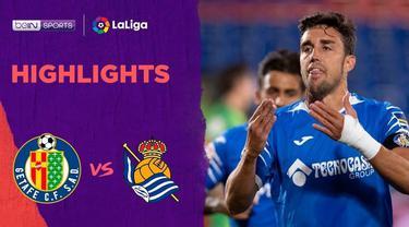 Berita Video Highlights La Liga, Gol Adnan Januzaj Belum Mampu Buat Real Sociedad Unggul Atas Getafe 2-1