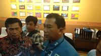 Direktur Reserse Kriminal Khusus Polda Sulsel, Kombes Pol Yudhiawan Wibisono mengatakan gelar perkara dugaan suap proyek DAK Kota Pare-Pare digelar besok di Polda Sulsel (Liputan6.com/ Eka Hakim)