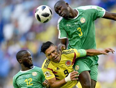 Senegal, Kolombia, Piala Dunia 2018