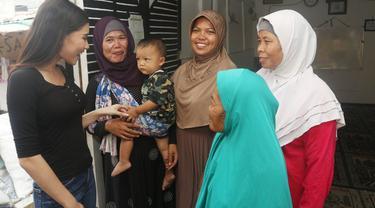Berbicara di Malaysia, Puteri Indonesia 2019 Bakal Bawa Isu Anak-Anak Tanpa Akta Kelahiran