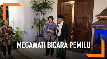 Megawati ingatkan semua pihak untuk tetap tenang menunggu hasil Pemilu tanggal 22 Mei 2019. Jangan lakukan tindakan inkonstitusional, karena pihak yang dirugikan adalah rakyat banyak.