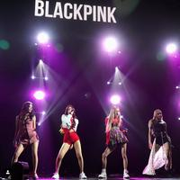 Tampil perdana di Grammy Showcase, outfit member Blackpink mencapai harga yang fantastis. (dok. Instagram @lalalalisa_mbp/https://www.instagram.com/p/Btr-mR6FsoX/Esther Novita Inochi)