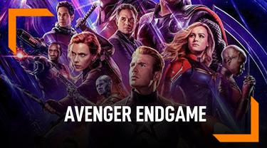 Kata Sutradara, Ini Sebab Avenger Endgame Berdurasi 3 Jam