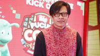 Armand Maulana menjadi salah satu juri di ajang Pucuk Cool Jam 2020 (Akrom Sukarya/Kapanlagi.com)
