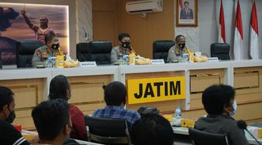Kapolda Jatim Irjen Pol Nico Afinta (Foto: Dok Istimewa)
