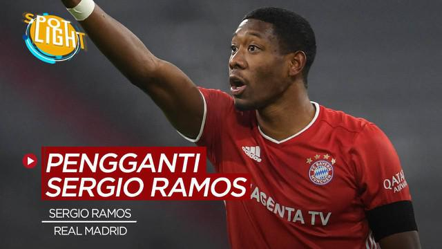 Berita video spotlight kali ini ada deretan pemain yang berpeluang menggantikan Sergio Ramos di Real Madrid.