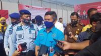 Kepala BNN Provinsi Banten, Brigjen Pol Tantan Sulistiana. (Liputan6.com/Pramita Tristiawati)