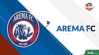 Arema FC Shopee Liga 1 2019 (Bola.com/Adreanus Titus)