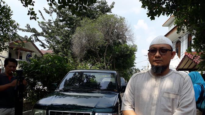 Penyidik KPK Novel Baswedan (Merdeka.com/Hari Ariyanti)
