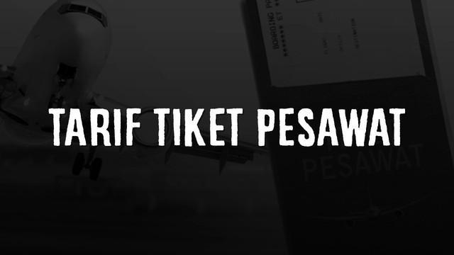 Kementerian Perhubungan tengah menggodok aturan baru terkait tarif pesawat. Sebelumnya, Pemerintah menyoroti masih mahalnya harga tiket pesawat. Padahal saat ini Pertamina sudah menurunkan harga avtur yang diharapkan akan diikuti maskapai untuk me...