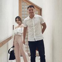 Gisella Anastasia mesra bersama Wijin (Instagram/gisel_la)