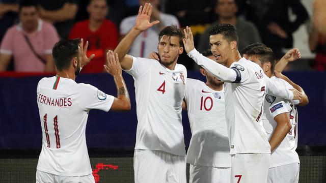 Profil Tim Peserta Piala Eropa 2020: Portugal - Bola Liputan6.com