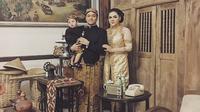 Keluarga Kecil Vicky Shu (sumber: instagram/@vickyshu)