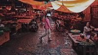 Pasar Tomohon, Foto oleh Ivan Loviano dengan Oppo F5.