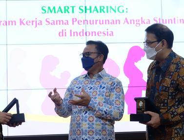 Kolaborasi Mendukung BKKBN Cegah Stunting di Indonesia