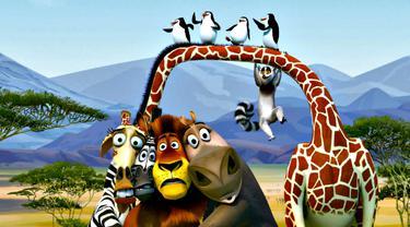 Drama Musikal Madagascar