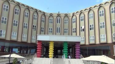 Asrama Haji Gorontalo. Foto.Istimewa (Arfandi/Liputan6.com)