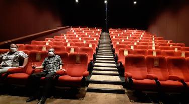 Bioskop di Kota Tangerang mulai beroperasi