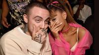 Ariana Grande dan Mac Miller (AP Files)
