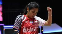 Tunggal putri Indonesia, Gregoria Mariska Tunjung. (PBSI)