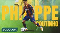 Ilustrasi - Philippe Coutinho (Bola.com/Adreanus Titus)