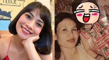 7 Potret Transformasi Vanessa Angel, Dari Kecil Hingga Jadi Calon Ibu