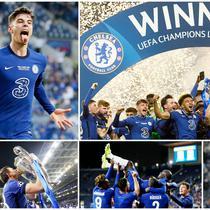 Chelsea sukses menjadi juara Liga Champions musim 2020/2021 usai menumbangankan sesama wakil Inggris Manchester City dengan skor tipis 1-0. Berikut para pemain The Blues yang tampil apik dan berjasa di laga final tersebut.