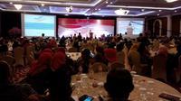 Ratusan peserta rapat koordinasi dari berbagai daerah berkumpul di Yogya