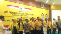 Ketua Umum Partai Golkar Airlangga Hartarto (Liputan6.com/Ditto)