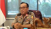 Karo Penmas Divisi Humas Polri Brigjen Dedi Prasetyo (Liputan6.com/Nafiysul Qodar)