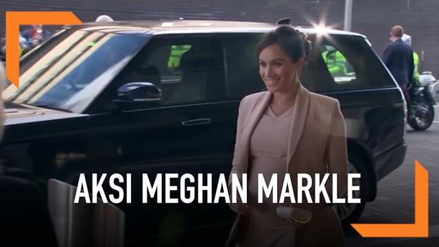 Meghan Markle merekrut seorang spesialis yang disebut 'duola' atau penyemangat jelang melahirkan.