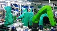 Implementasi TKDN akan memperkuat struktur manufaktur sehingga bisa mendongkrak daya saing industri sekaligus perekonomian nasional. (Dok Kemenperin)