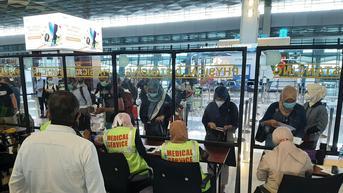 Tunggu Penambahan Fasilitas Tes PCR, Menhub Ingin Penumpang Luar Negeri di Bandara Soetta Dibatasi