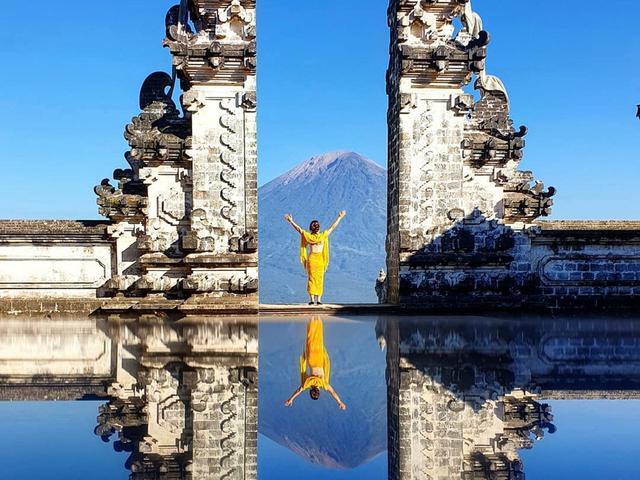 Realita di Balik Salah Satu Spot Foto Paling Fotogenik di Bali - Lifestyle Liputan6.com